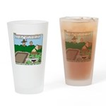 Clean Campsite Drinking Glass