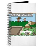 Clean Campsite Journal