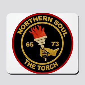 Northern Soul The Torch Mousepad