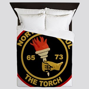 Northern Soul The Torch Queen Duvet