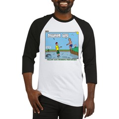 Safe Swim Baseball Jersey