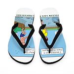 Safe Swim Flip Flops