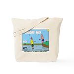 Safe Swim Tote Bag