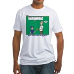 Derby Dad Fitted T-Shirt