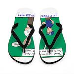 Derby Dad Flip Flops
