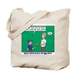 Derby Dad Tote Bag