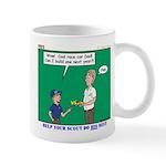 Derby Dad Mug