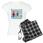 Winter Campout Women's Light Pajamas