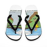 High Ground Flip Flops