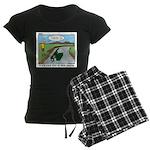 High Ground Women's Dark Pajamas