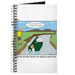 High Ground Journal