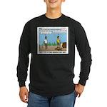 Axe Safety Long Sleeve Dark T-Shirt