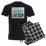 Axe Safety Men's Dark Pajamas