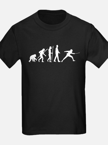 evolution fencing T