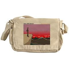 Reverent Messenger Bag