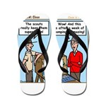 Clean Flip Flops