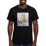 Thrifty Men's Fitted T-Shirt (dark)