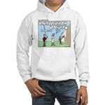 Cheerful Hooded Sweatshirt