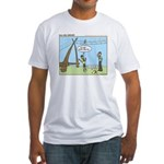 Obedient Fitted T-Shirt
