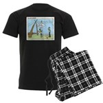 Obedient Men's Dark Pajamas