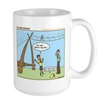 Obedient Large Mug