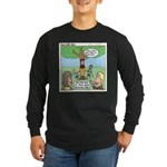 Kind Long Sleeve Dark T-Shirt