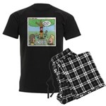 Kind Men's Dark Pajamas