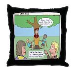 Kind Throw Pillow
