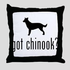 Chinook Throw Pillow