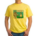 Courteous Yellow T-Shirt