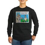 Courteous Long Sleeve Dark T-Shirt
