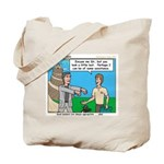Courteous Tote Bag