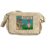 Courteous Messenger Bag