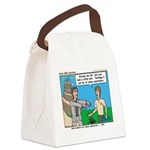 Courteous Canvas Lunch Bag