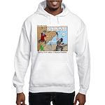 Friendly Hooded Sweatshirt