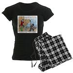 Friendly Women's Dark Pajamas