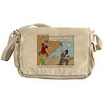 Friendly Messenger Bag
