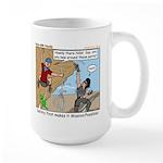 Friendly Large Mug