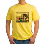 Helpful Yellow T-Shirt