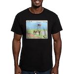 Loyal Men's Fitted T-Shirt (dark)