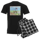 Loyal Men's Dark Pajamas