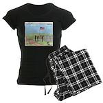 Loyal Women's Dark Pajamas