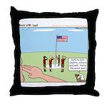 Loyal Throw Pillow