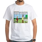Trustworthy White T-Shirt