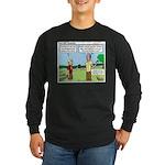Trustworthy Long Sleeve Dark T-Shirt