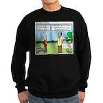Trustworthy Sweatshirt (dark)