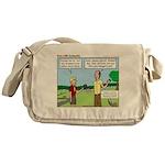 Trustworthy Messenger Bag