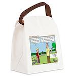 Trustworthy Canvas Lunch Bag