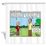 Trustworthy Shower Curtain