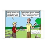 Trustworthy Postcards (Package of 8)